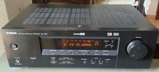 Yamaha RX-V357 Amplificador y Receptor