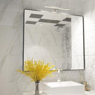 vidaXL Lámpara de espejo 5 W luz blanca 245346