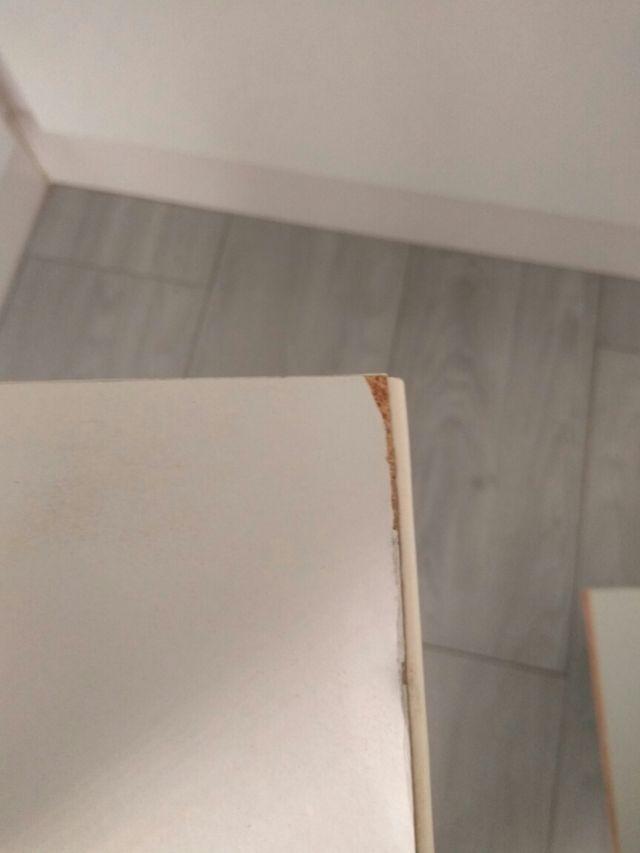 Mueble de baño para pié de lavabo
