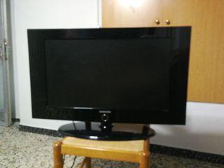 televisión Samsung en perfecto funcionamiento