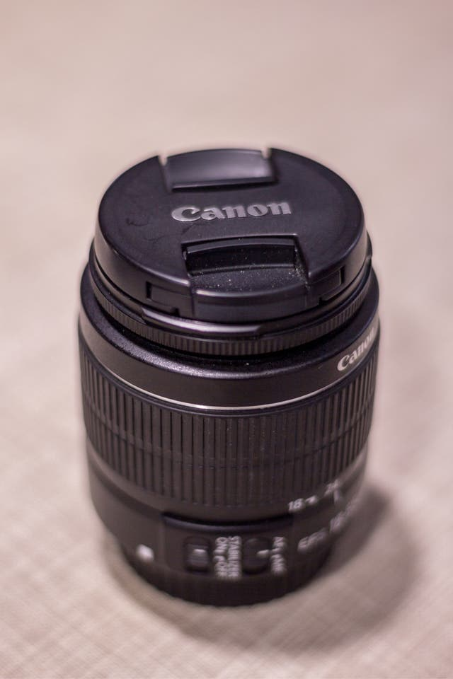 Canon 18-55 mm f/3.5-5.6 IS II
