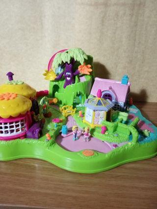 Polly Pocket jardin