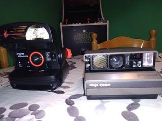 cámaras de fotos Polaroid