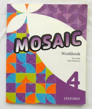Libro inglés Mosaic Workbook 4º ESO