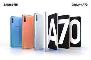Samsung Galaxy A70 6+128GB 48MP Camera Nuevo