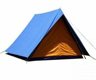 Tienda camping canadiense 4/6 plazas