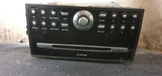 radio coche ford 2 din