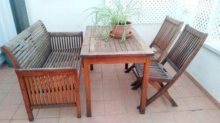 Muebles para terraza o jardín