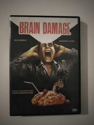 dvd terror Brain Damage