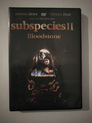 dvd terror Subspecies 2