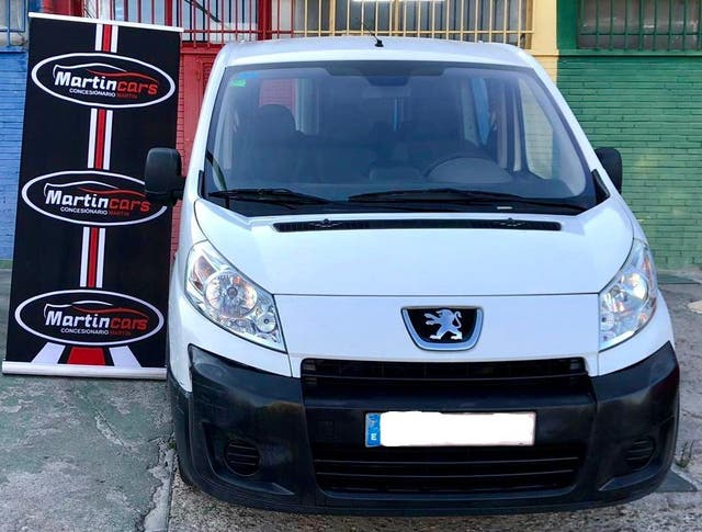 Peugeot EXPERT 6 PLAZA