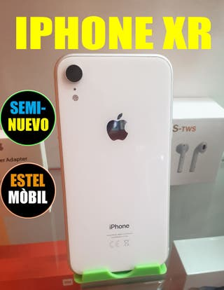 IPhone XR 128GB IMPECABLE (TIENDA)