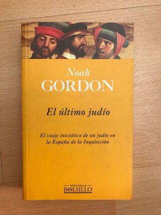 Libro: El último judio - Noah Gordon