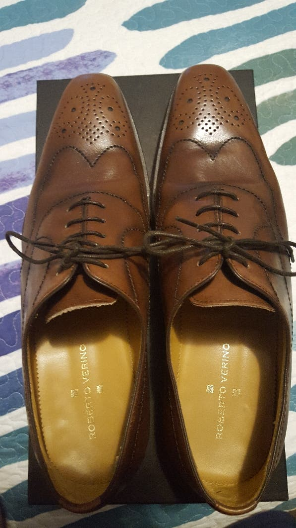 Zapatos Roberto Verino.