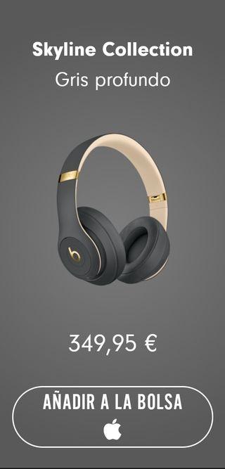 Auriculares Beats 3 studio wireless