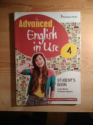 Libro Inglés 4° ESO Advanced English in Use