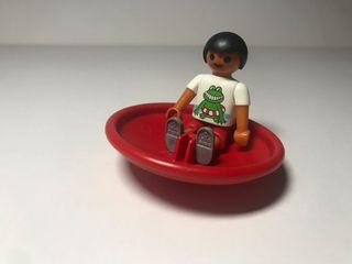 Playmobil juguete parque infantil