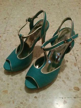 03329f33e5bd Zapatos para mujer de segunda mano en WALLAPOP