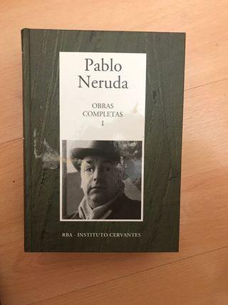Libro: Obras completas I - Pablo Neruda