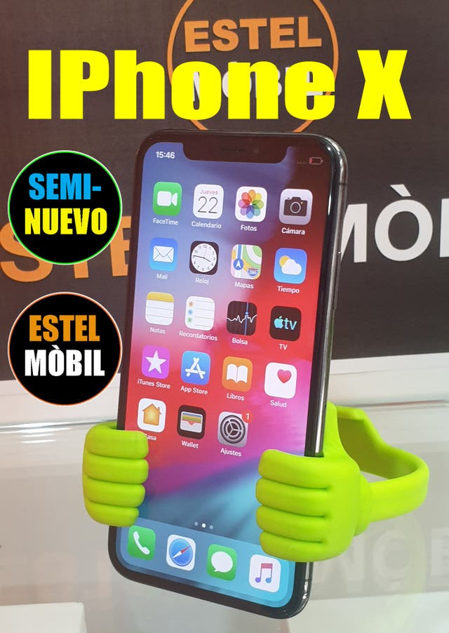 IPhone X 64GB IMPECABLE (TIENDA)