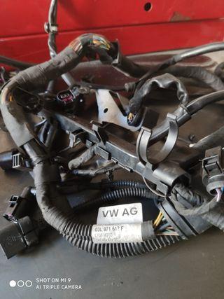 Audi A1 Instalación motor completa