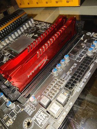 AMD fx8350+Placa gigabyte 990xud7+16gb ram ddr3