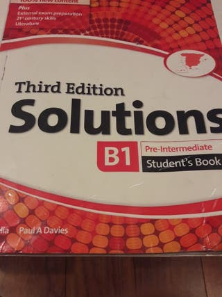 libro de ingles student's book B1