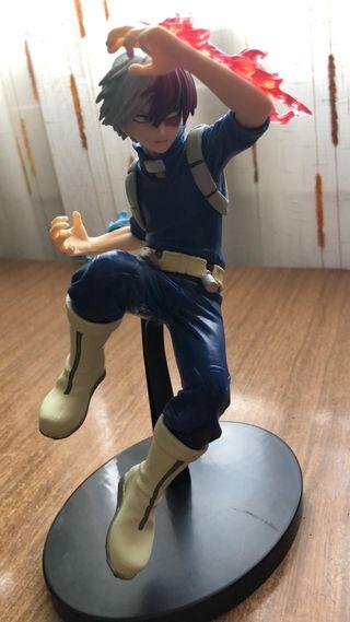 Figura Todoroki Shoto My Hero Academia Banpresto