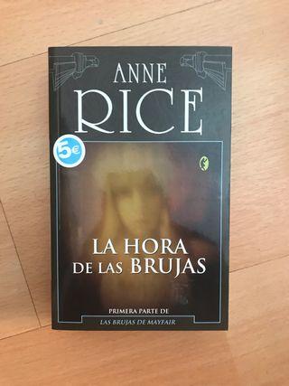 Libro: La hora de las brujas - Anne Rice