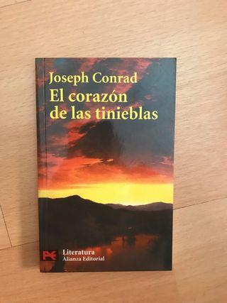 Libro: El corazón de las tinieblas - Joseph Conrad
