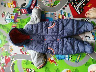 Buzo / mono de invierno para bebe