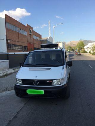 Mercedes Vito cdi frigorífico FRC-X