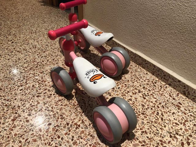 Mini bicis bebés