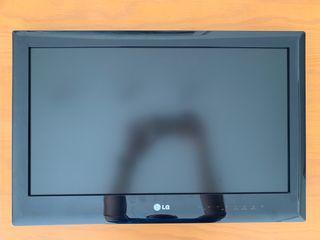 Televisor LCD-LED LG de 22 pulgadas