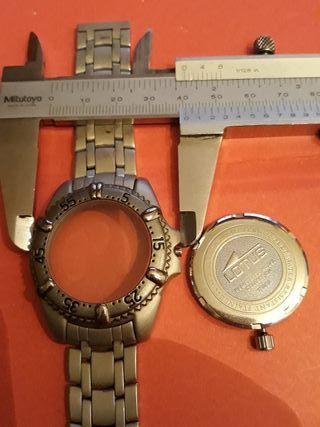 reloj Lotus partes