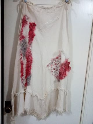 falda larga ICHI
