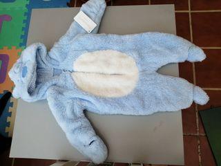 Buzo Mono bebe invierno Nuevo