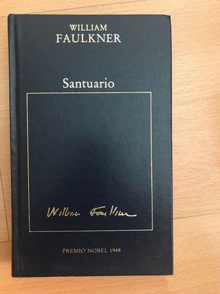 Libro: Santuario - William Faulkner