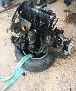 despiece de motor seat leon 1