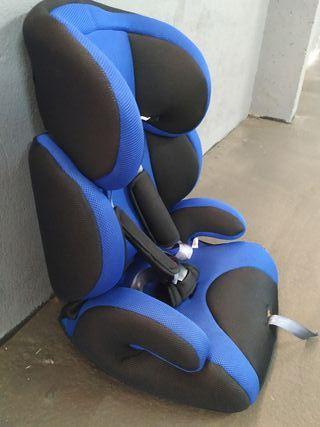 silla coche grupo 1 2 3