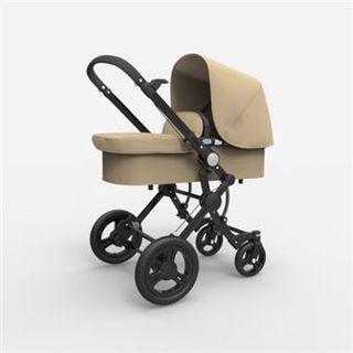 carro de bebe con capota.