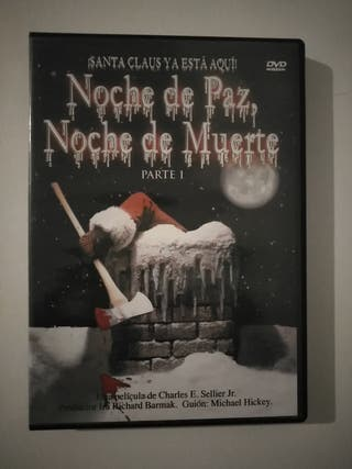 dvd terror Noche de Paz Noche de Muerte