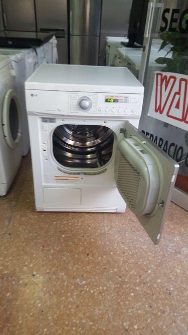 secadora LG 7kg
