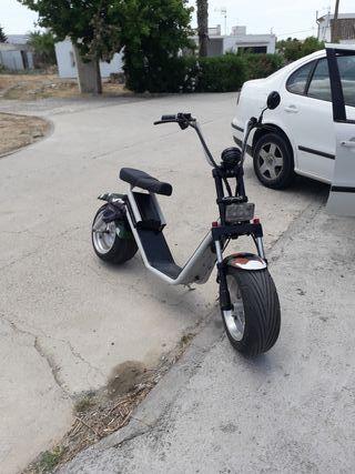 moto elecrica, patinete eléctrico citycoco