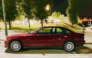 BMW 318IS COUPE '93