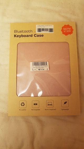 Funda con teclado de iPad 9.7'