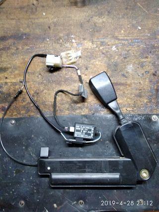 Sensor y Pretensor BMW E34