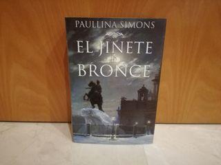 Libro El Jinete de Bronce, de Paullina Simons