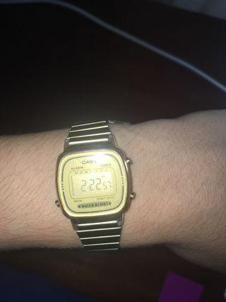 Dorado De Reloj Casio En Segunda Wallapop Mano BQdeCxroW