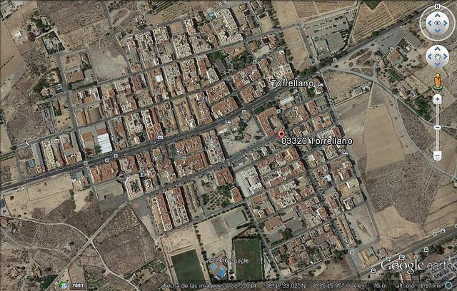 Parcela en venta en Torrellano en Elche